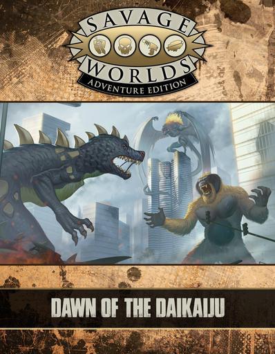 Dawn of the Daikaiju