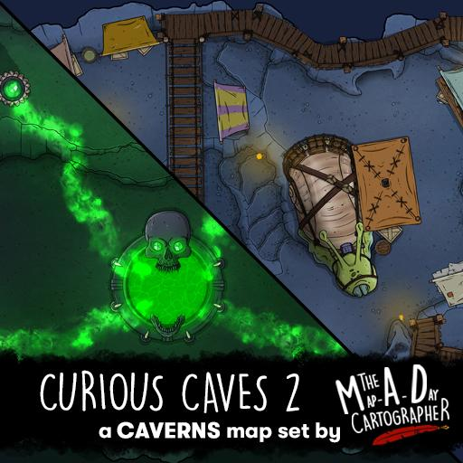 Curious Caves 2 Map Pack