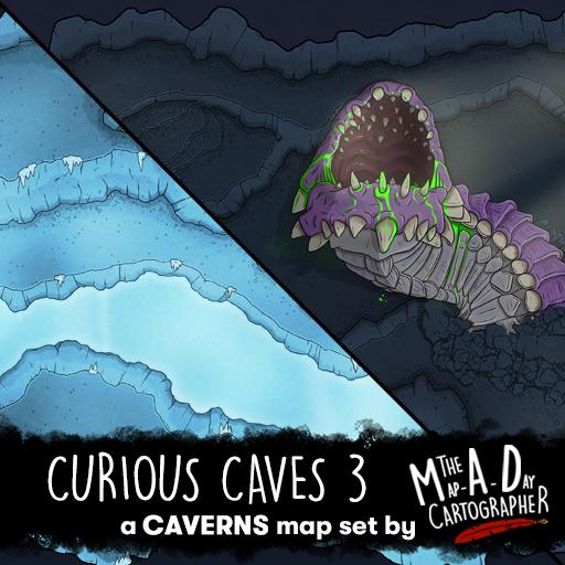 Curious Caves 3 Map Pack