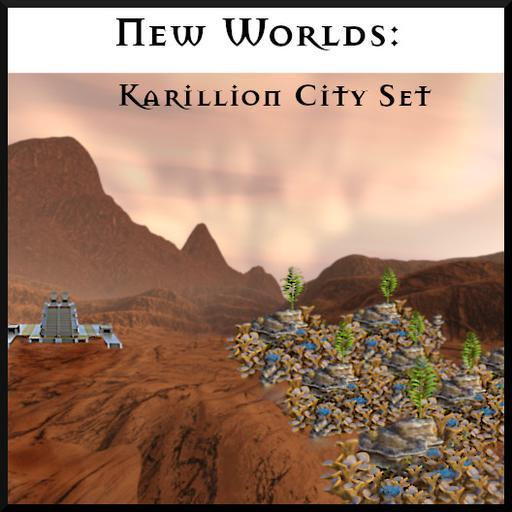 New World: Karillion City Set