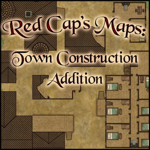 Red Cap's Maps Town Construction Addition