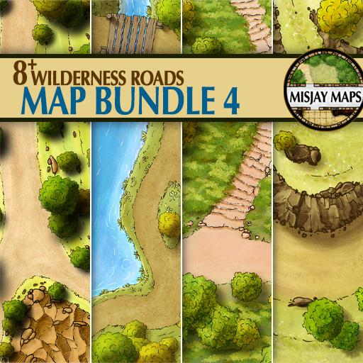 Map Bundle 4