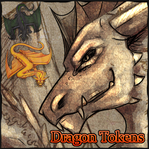 Dragon Tokens