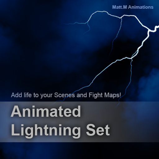 Animated Lightning
