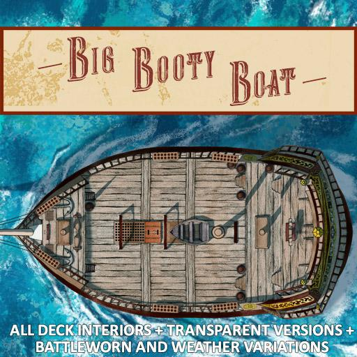 Big Booty Boat
