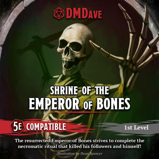 Shrine of the Emperor of Bones