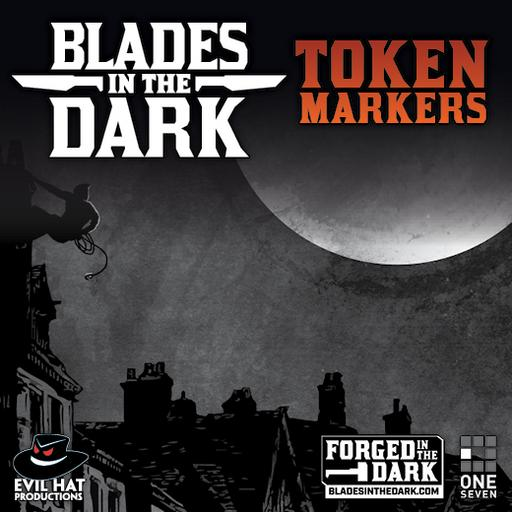 Blades in the Dark Token Markers