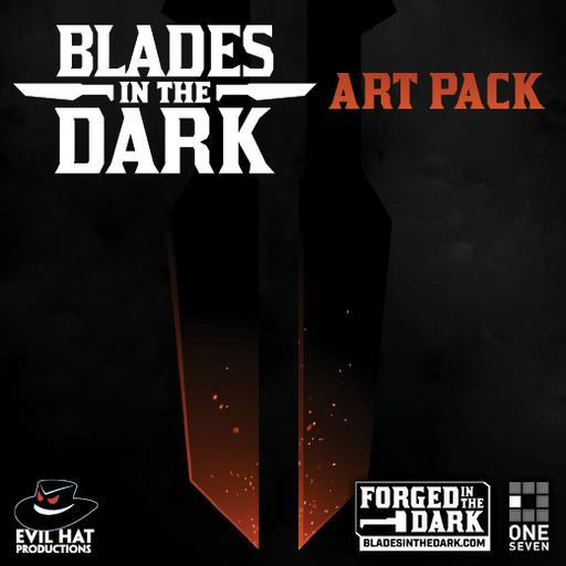 Blades in the Dark Art Pack