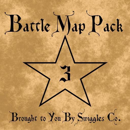Battle Map Pack 3