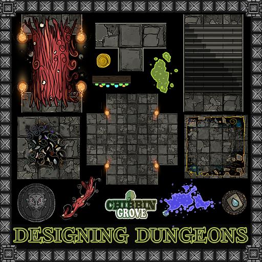 Chibbin Grove: Designing Dungeons