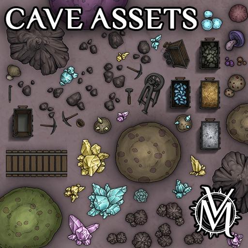 Cave Assets
