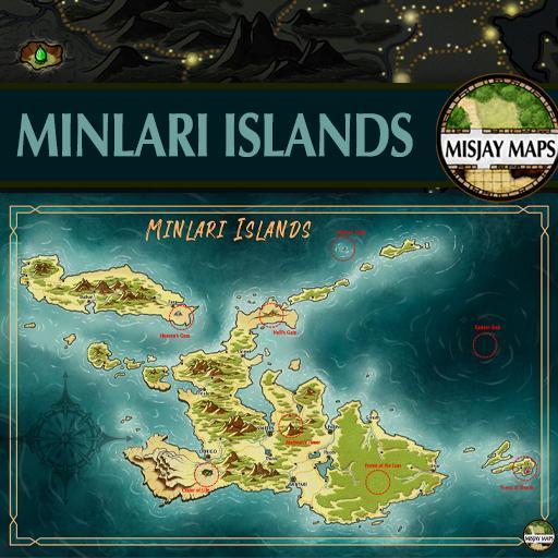 Minlari Islands