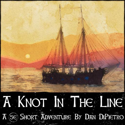 A Knot In The Line