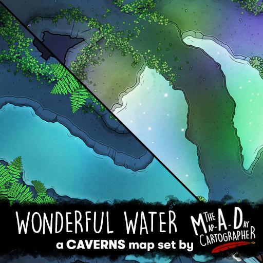 Wonderful Water Map Pack