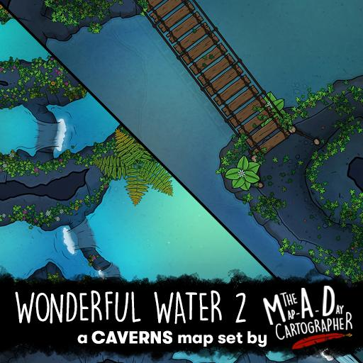 Wonderful Water 2 Map Pack