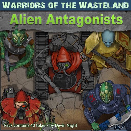 WOTW: Alien Antagonists
