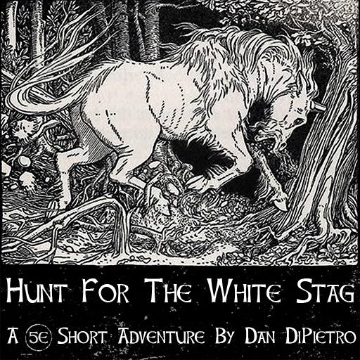 Hunt For The White Stag