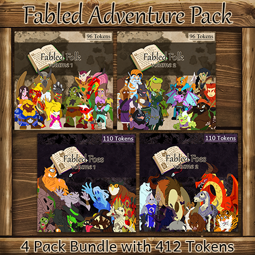 Fabled Adventure Pack
