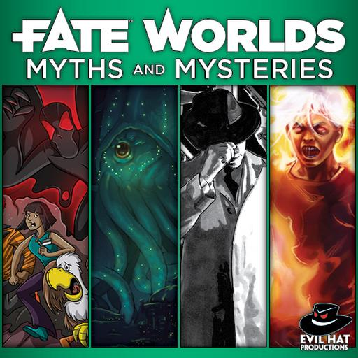 Fate Worlds: Myths and Mysteries Bundle