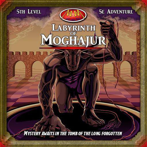 Labyrinth of Moghajur