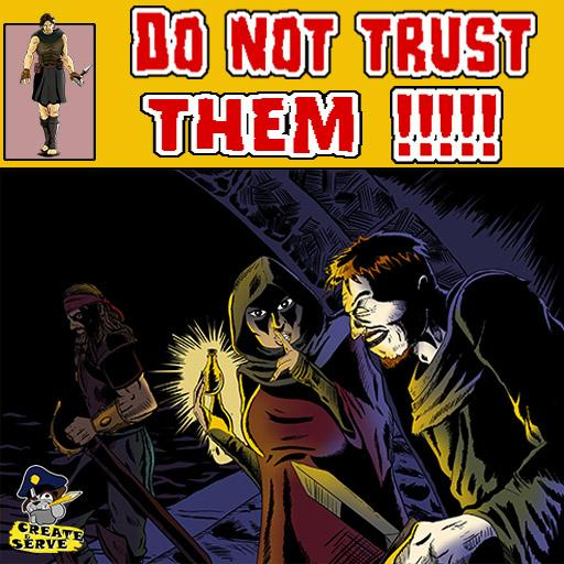 Do Not Trust Them