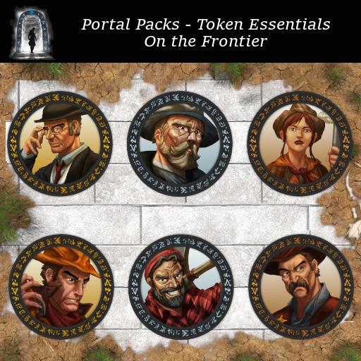 Portal Packs - Token Essentials - On The Frontier