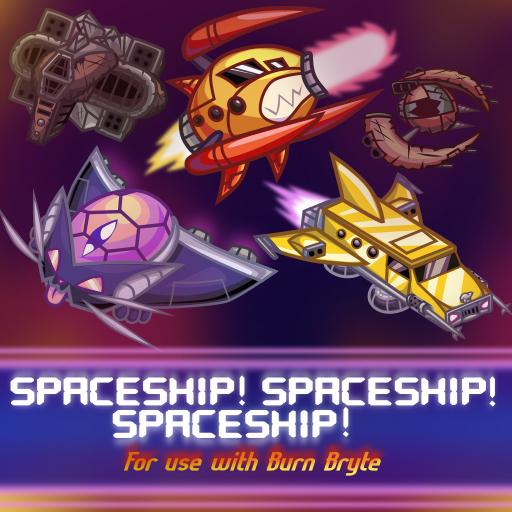 Spaceship! Spaceship! Spaceship!