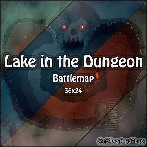 Lake in the Dungeon