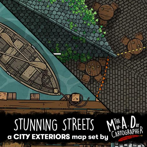 Stunning Streets Map Pack