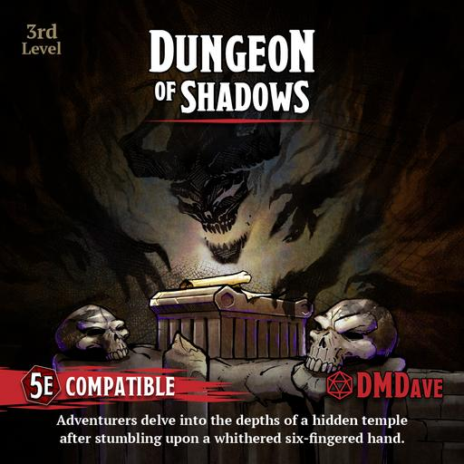 Dungeon of Shadows