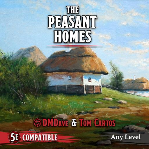 The Peasant Homes