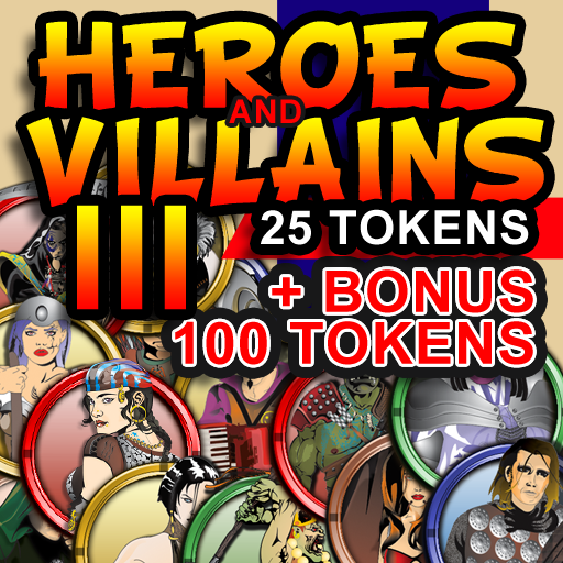 Heroes and Villains III