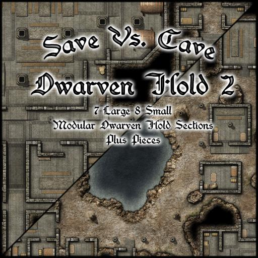 Save Vs. Cave Dwarven Hold 2