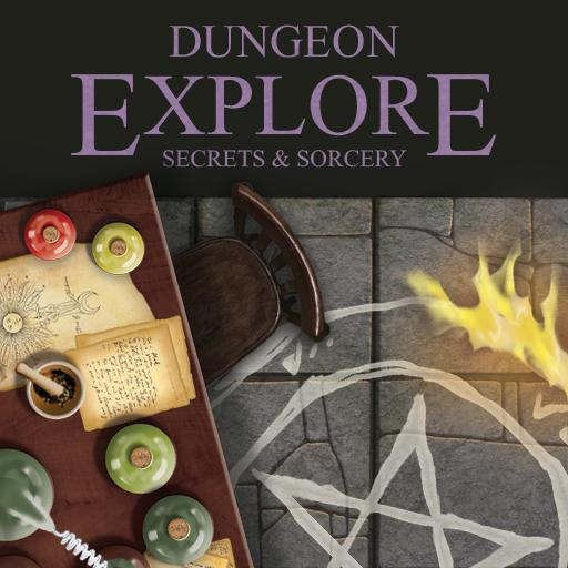Dungeon Explore - Secrets and Sorcery
