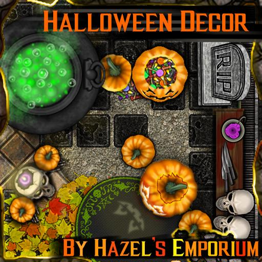 Halloween Décor - 90 Items!