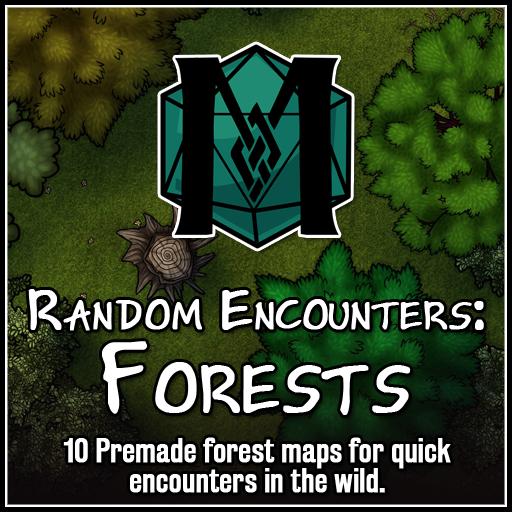Random Encounters: Forest