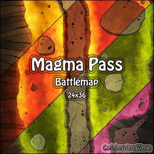 Magma Pass