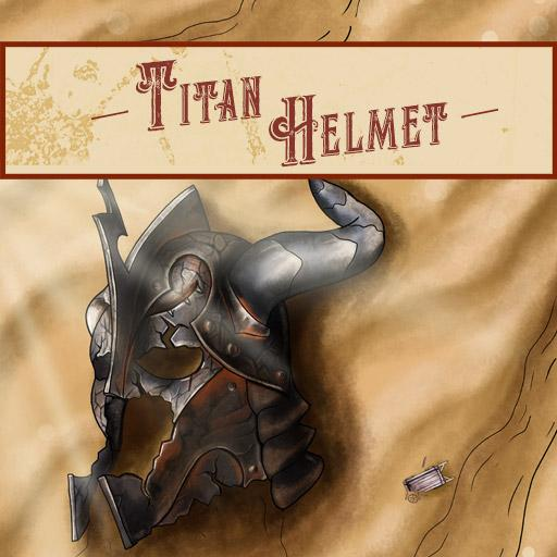 Titan Helmet Battle Map