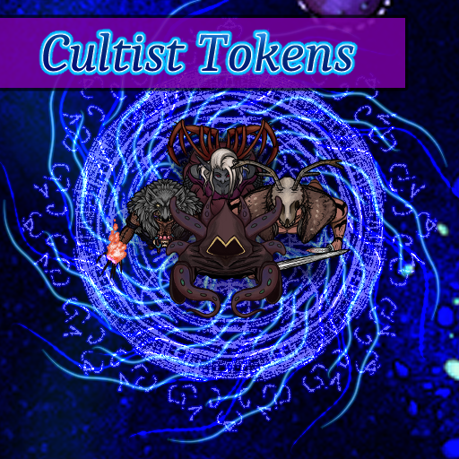 Cultist Tokens