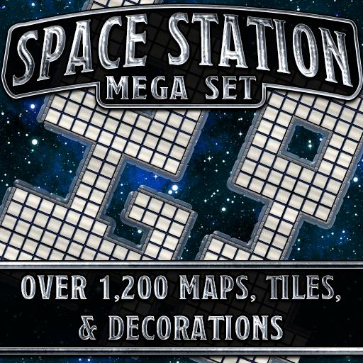 Space Station Mega Set