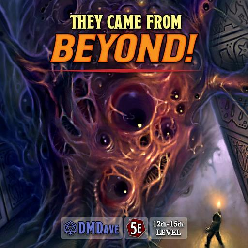 They Came From Beyond!