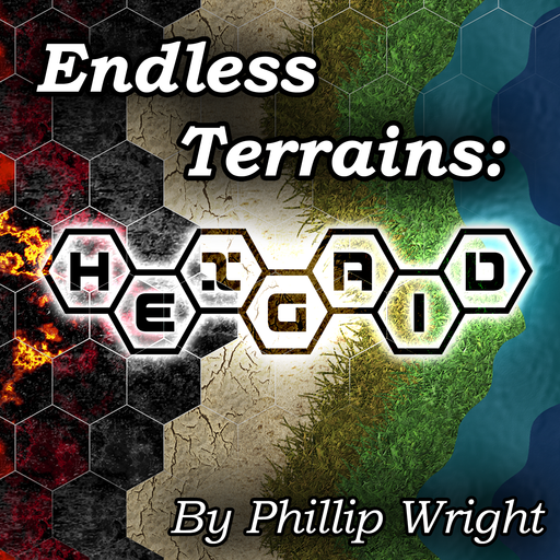 Endless Terrains - Hex Grid