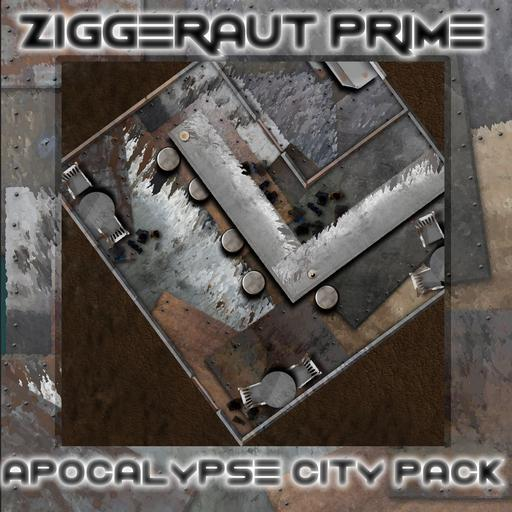Apocalypse City Pack