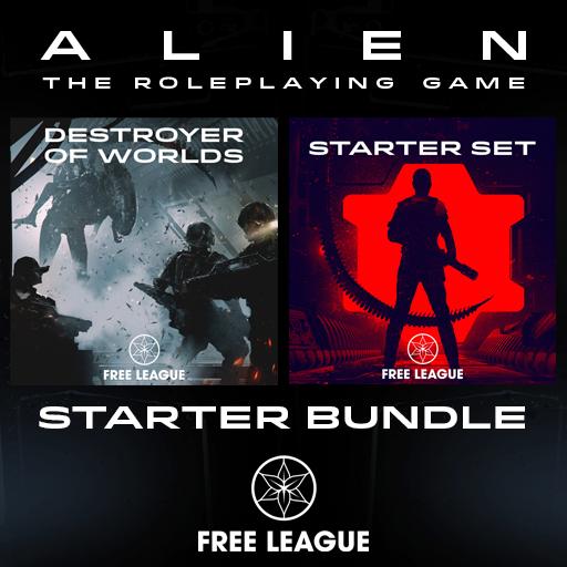 Alien RPG Starter Bundle