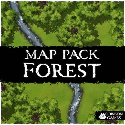 Odinson's Map Pack: Forest
