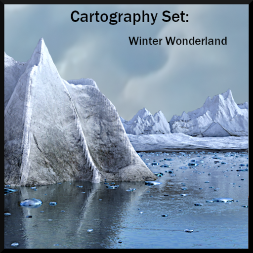 Cartography: Winter Wonderland