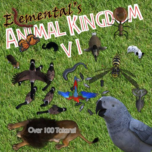 Elemental's Animal Kingdom 6