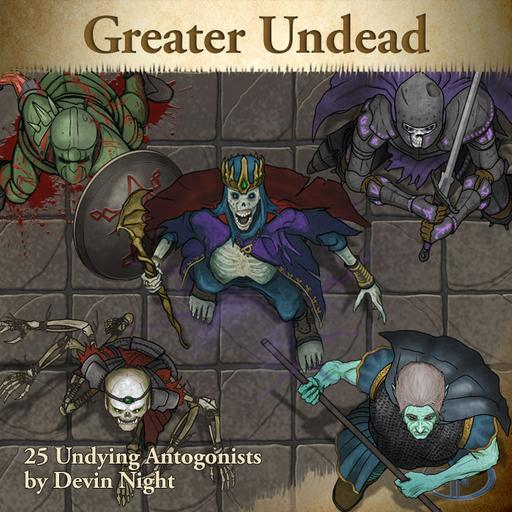 81 - Greater Undead