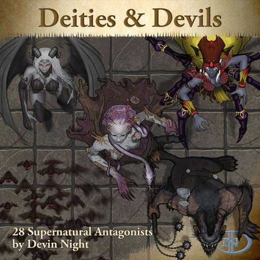 78 - Deities & Devils