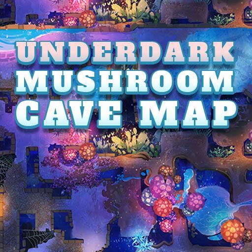 Underdark Map Set